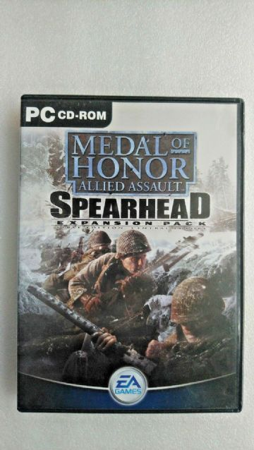 Medal of Honor Allied Assault Spearhead (PC Windows 2002) - Expansion Pack